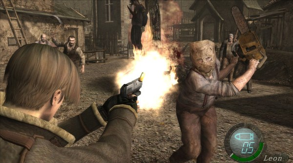 resident evil 4 game download for pc
