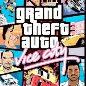 Gta Vice City Game Download 240mb