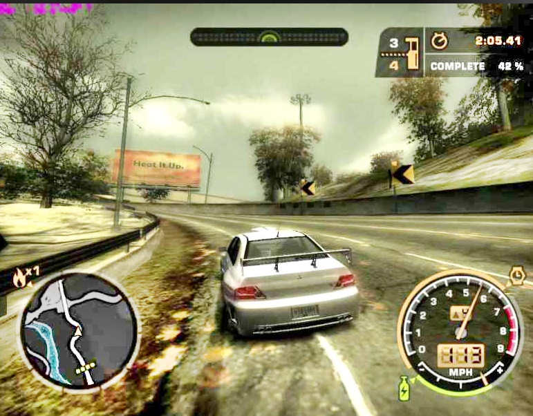 Need for Speed Most wanted Pc Game Download Full Version